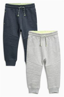 Quilted Joggers Two Pack (3mths-6yrs)