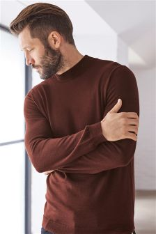 Merino Turtle Neck