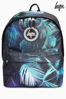 Hype. Neon Palm Backpack