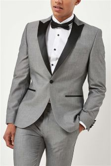 Mens Grey Suits | Wedding & Occassion Charcoal Suits | Next UK