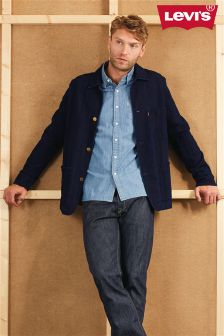 Levi's® Indigo Engineers Coat
