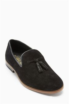 Formal Tassel Loafers (Older Boys)