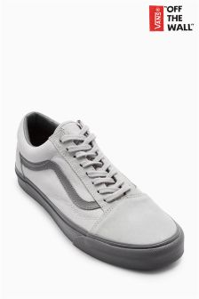 Vans Tonal Pewter/Grey Old Skool