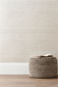 Paste The Wall Tactile Wood Effect Wallpaper