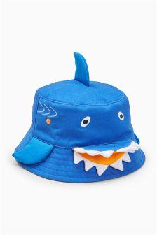 Shark Bucket Hat (Younger Boys)