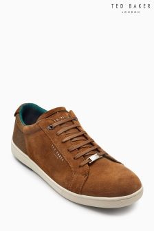 Ted Baker Tan Xiloto Cupsole Trainer