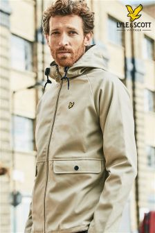 Lyle & Scott Stone Parka Jacket