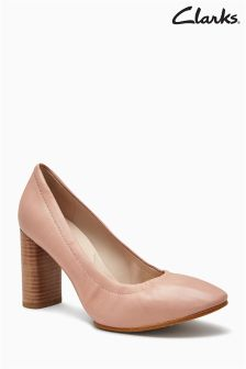 Clarks Grace Eva Cushion Plus Court Shoe