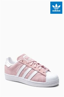 adidas Originals Pink Superstar