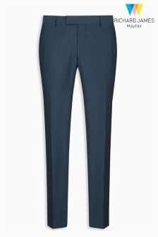 Richard James Mayfair Mohair Tonic Suit Trouser