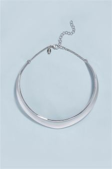 Organic Collar Necklace