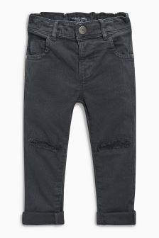 Ripped Knee Trousers (3mths-6yrs)