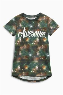 Awesome Print T-Shirt (3-16yrs)