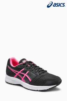 Asics Black/Pink Patriot 8