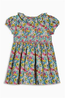 Smocking Dress (3mths-6yrs)