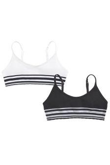 Seamfree Crop Tops Two Pack (Older Girls)