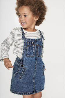 Denim Pini (3mths-6yrs)
