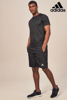 adidas Gym Navy D2M Woven Short