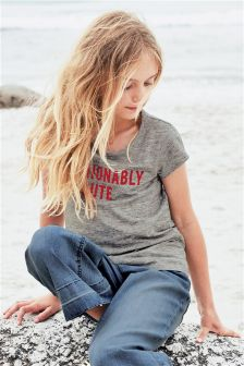 Fashionably Cute T-Shirt (3-16yrs)