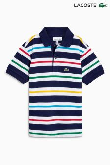 Lacoste® Multi Stripe Polo