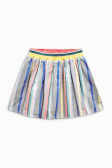 Rainbow Striped Skirt (3mths-6yrs)