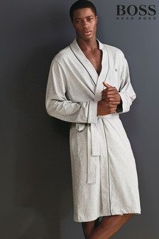Boss Hugo Boss Grey Robe