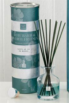 Rhubarb And White Freesia 180ml Diffuser
