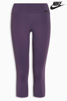 Nike Purple Power Legendary Training Capri