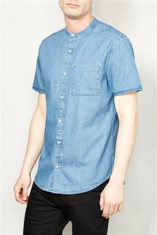 Grandad Short Sleeve Shirt
