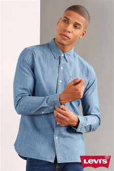 Levi's® Denim Sunset One Pocket Shirt