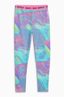 Bright Sporty Leggings (3-16yrs)
