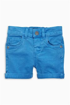 Stretch Twill Shorts (3mths-6yrs)