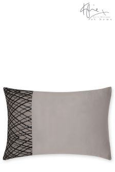 Kylie Esta Truffle Pillowcase
