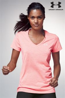 Under Armour Coral Tech Twist Tee