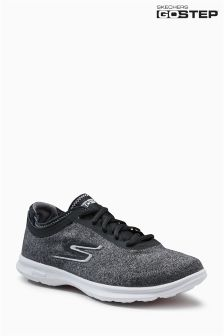 Skechers® Black/White Go Step Vital