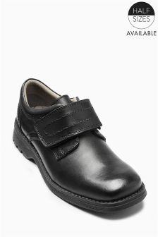Single Strap Shoes (Older Boys)