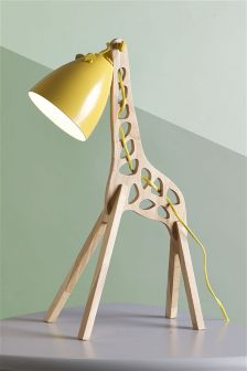 Cool Touch Gerry The Giraffe Lamp