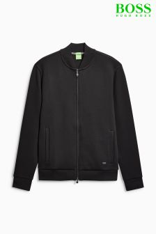 Boss Green Black Skaz Bomber Jacket