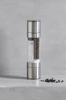 2 In 1 Salt And Pepper Grinder