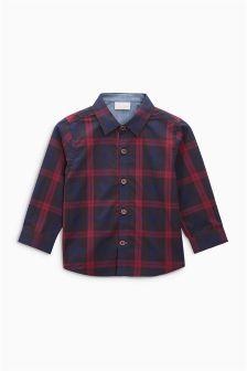 Tartan Shirt (3mths-6yrs)