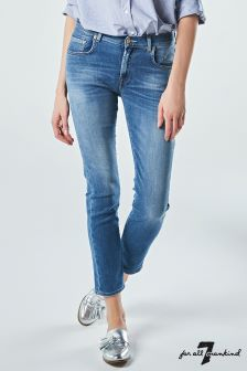 7 For All Mankind Jeans | Womens Ripped Jeans | Next Official Site