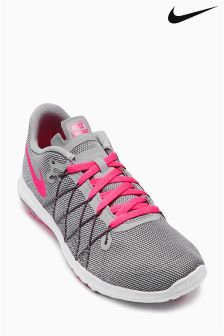 Nike Grey Flex Fury 2