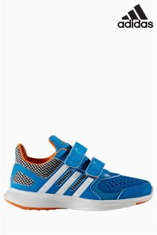 adidas Blue Hyperfast Trainer