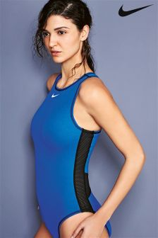 Nike Swim High Neck Swimsuit