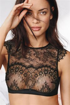 Lace Wired Bralet