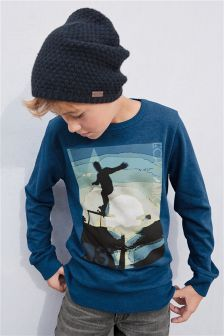 Skate Crew Neck Sweat (3-16yrs)