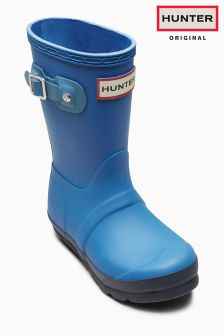 Hunter Original Blue Wellington Boot
