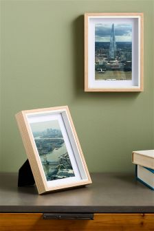 "Set Of 2 6 x 4"" Frames"