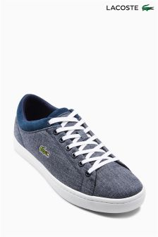 Lacoste® Chambray Straightset