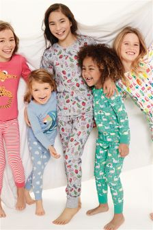 Printed Pyjamas (2-12yrs)